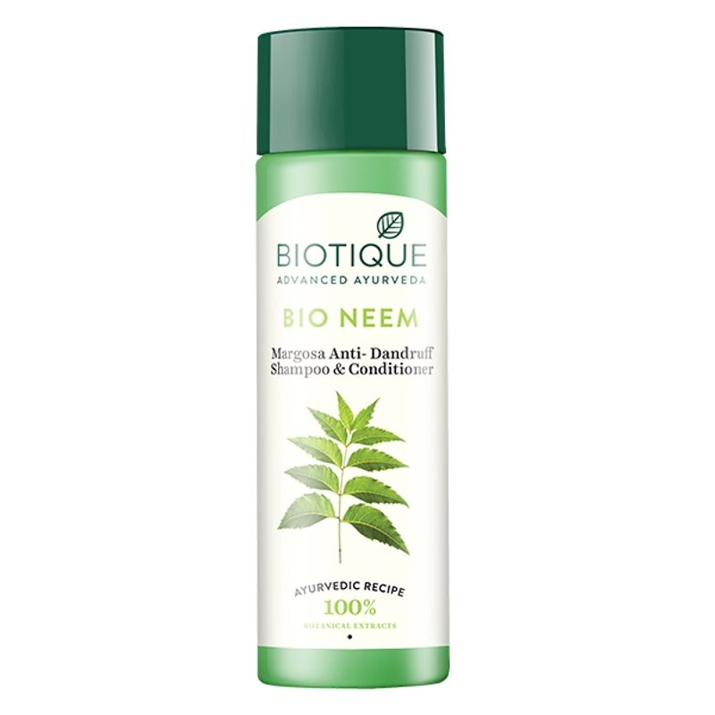 Bio Neem Margosa Anti-Dandruff Shampoo & Conditioner