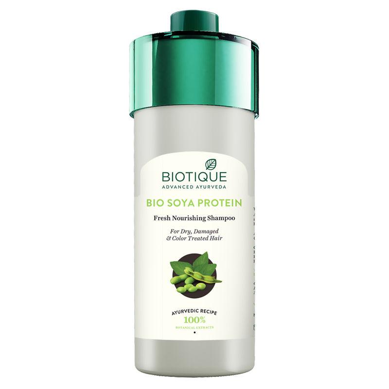 Biotique Bio Soya Protein Fresh Nourishing Shampoo