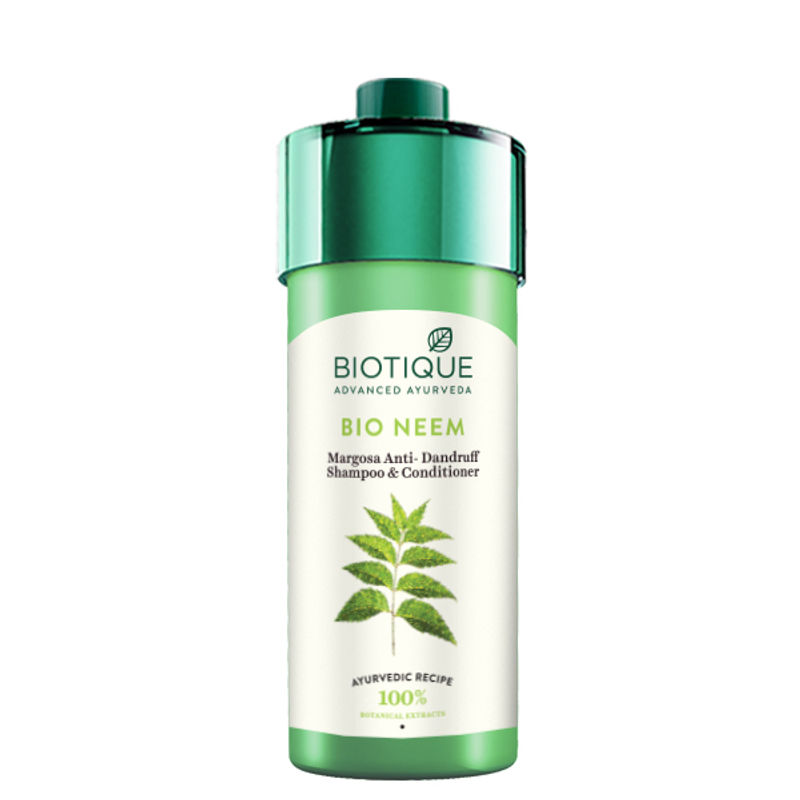 Biotique Bio Neem Anti - Dandurff Shampoo & Conditioner