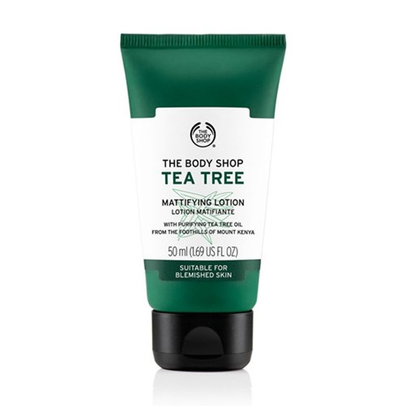 The Body Shop Tea Tree Matifying Lotion