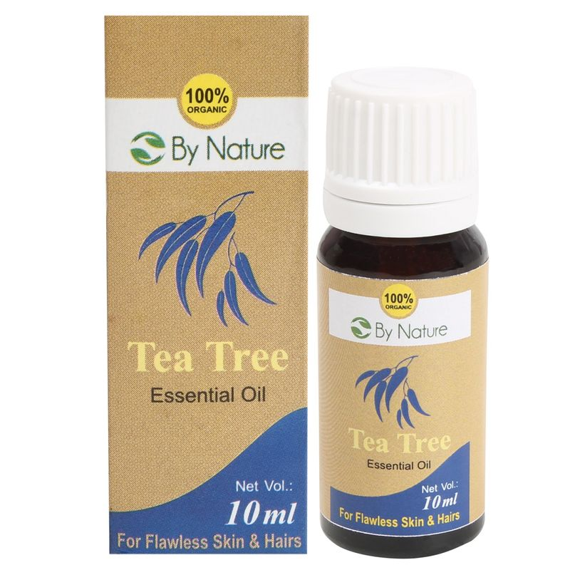 By Nature Tea Tree Essential Oil