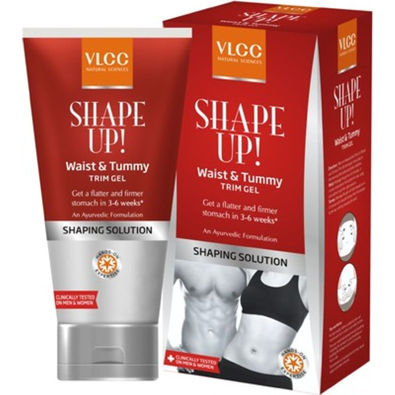 VLCC Shape Up Waist & Tummy Trim Gel