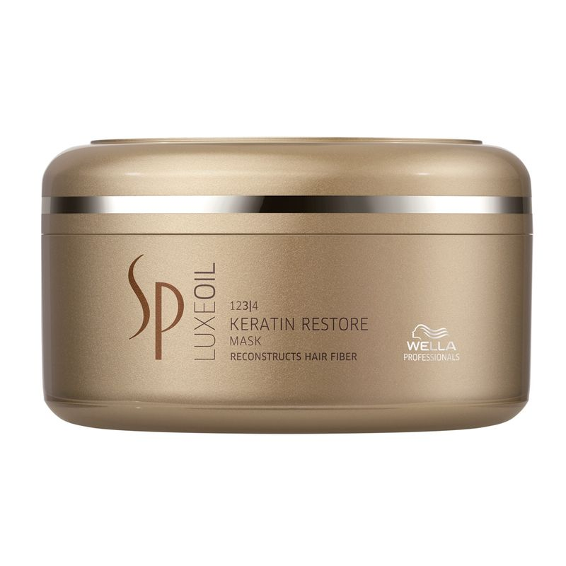 Wella Professionals SP LuxeOil Keratin Restore Mask 150ml