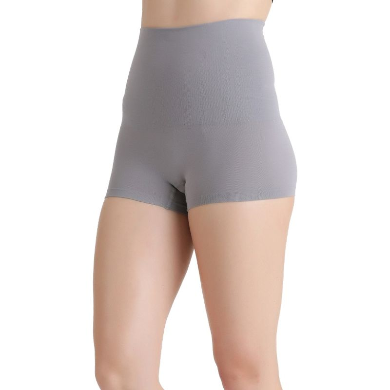 91e9b251bd Zivame Everyday Shaping Cotton Midwaist Seamless Boyshort Panty - Grey  (2XL) at Nykaa.com