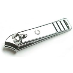 Basicare Nail Clipper Slant - Curved Blade
