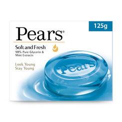 Pears Soft & Fresh Soap Bar