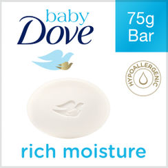 Dove Baby Bar Rich Moisture (75gm)