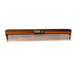 Roots Cellulose Acetate Comb No 20