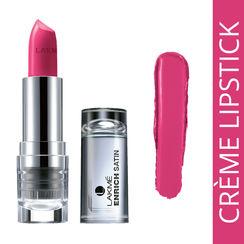 Lakme Enrich Satin Lipstick - P166