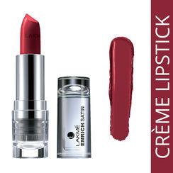 Lakme Enrich Satin Lipstick - P128