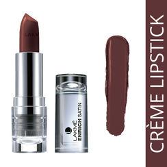 Lakme Enrich Satin Lipstick - P130