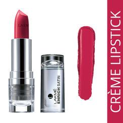 Lakme Enrich Satin Lipstick - P154