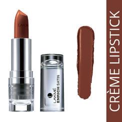 Lakme Enrich Satin Lipstick - M454