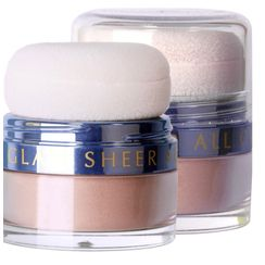 Diana Of London Glam Sheer All Over Loose Powder - 02 Silver Sheer