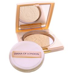 Diana Of London Absolute Stay Compact Face Powder - 401 Porcelain Magic