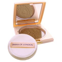 Diana Of London Absolute Stay Compact Face Powder - 409 Golden Fawn