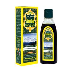 Vaadi Herbals Amla Cool Oil With Brahmi & Amla Extract