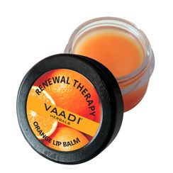 Vaadi Herbals Lip Balm - Orange & Shea Butter