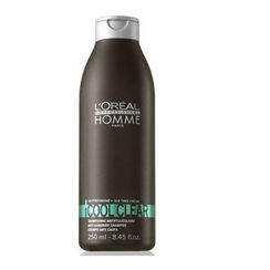 LOreal Professionnel Homme Cool Clear Anti-Dandruff Shampoo