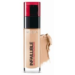 LOreal Paris Infallible 24h Foundation - 145 Rose Beige