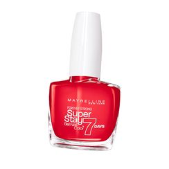 Maybelline Forever Strong Super Stay 7 Days Gel Nail Color - 08 Passionate Red