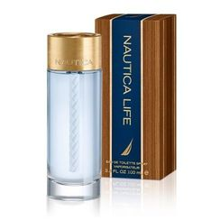 Nautica Life Eau De Toilette For Men Spray