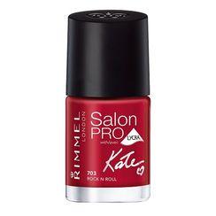 Rimmel Salon Pro Nail Color With Avec Lycra - 703 Rock N Roll