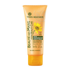 Yves Rocher Hand Care 2 in 1 Beautifying Hand & Nail Cream