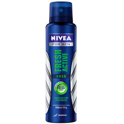 Nivea Fresh Active Rush Deo Spray 150ml