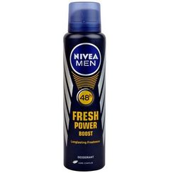 Nivea Fresh Power Boost Deodorant