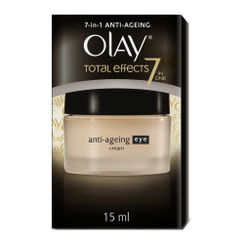 Olay Total Effects 7 In One Anti-Ageing Eye Cream (Dark Circles) 15 ml