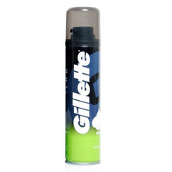 Gillette Classic Menthol Shave Foam - 196 gm
