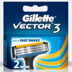Gillette Vector 3 2N Cartridges