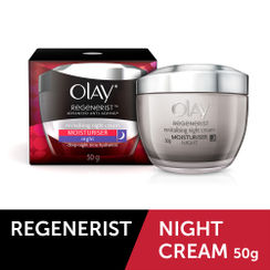 Olay Regenerist Advanced Anti-Ageing Revitalizing Night Skin Cream (Moisturier) 50 Gm