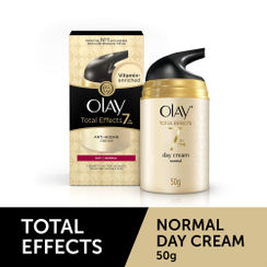 Olay Total Effects 7 In One Anti-Ageing Skin Cream Day / Normal