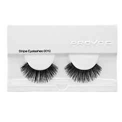 Provoc Stripe Eyelashes 0012
