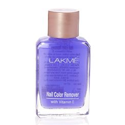 Lakme Nail Colour Remover with Vitamin E