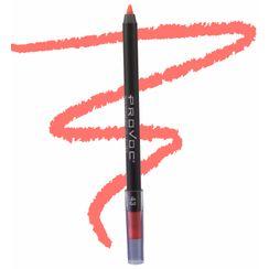 Provoc Semi-Permanent Gel Lip Liner Filler - 43 Summer Sunset