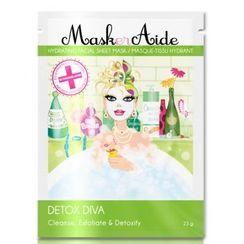MaskerAide Detox Diva Facial Sheet Mask