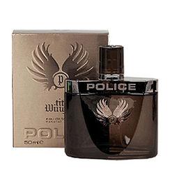 Police Wings Titanium Eau De Toilette Natural Spray
