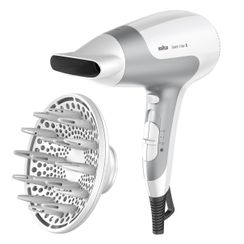 Braun Hair Dryer Satin Hair 5 PowerPerfection HD585 Dryer