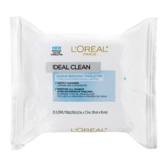 LOreal Paris Ideal Skin Makeup Removing Towelettes (Makeup Remover Wipes)