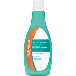 Sally Hansen Moisturizing Polish Remover For Dry Brittle Nails