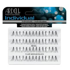 Ardell Individual Flare Medium Black Eye Lashes