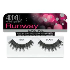 Ardell Runway Tyra Black Eye Lashes
