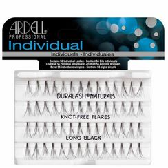 Ardell Individual Knot Free Natural Long Black Eye Lashes