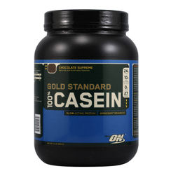 Optimum Nutrition Gold Standard 100% Casein Chocolate Supreme - 2 lbs