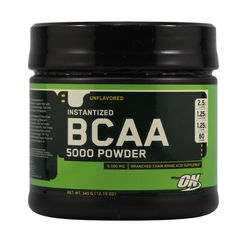 Optimum Nutrition Instantized BCAA 5000 Powder - 12.15 oz