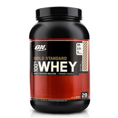 Optimum Nutrition Gold Standard 100% Whey Rocky Road - 2 lbs