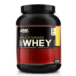 Optimum Nutrition Gold Standard 100% Whey Banana Cream - 2 lbs